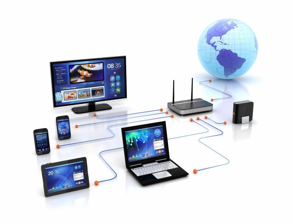 Comandos Linux para información y control de la RED