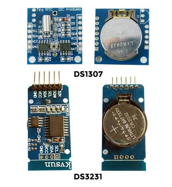 Arduino, Python, Serial, RTC